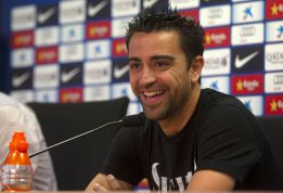 "Xavi: ""Tata's first message was that our style was untouchable"""