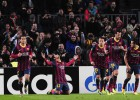 Neymar stars as Barcelona rout Celtic at the Camp Nou