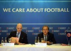 UEFA asks International Board to end 'penalty and red card' rule