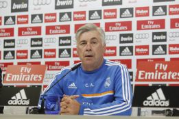 "Ancelotti: ""We don't need Falcao, we're scoring plenty of goals"""