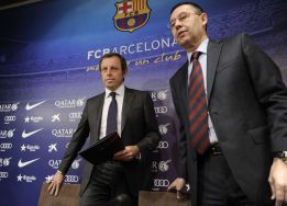 Sandro Rosell resigns: Bartomeu is president up to 2016