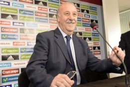 "Del Bosque: ""Costa can help us, but this squad is only for Italy"""