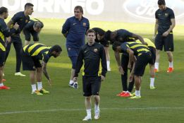 Atleti refuse Barça's request to water the grass at half-time