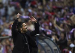 "Simeone: ""I love these players"""