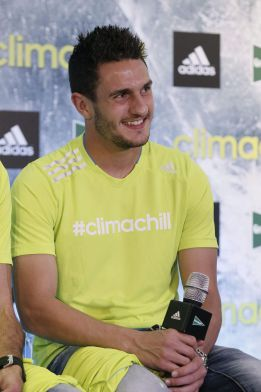 Koke: I'd pay Courtois fee to face Chelsea - if I had the money