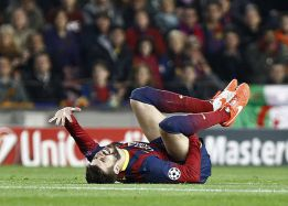 According to Rac1 Piqué is out for the final