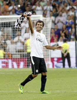 Raúl elects New York Cosmos to begin US adventure