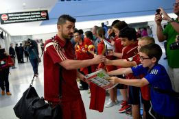 "David Villa: ""The World Cup will be my last games for Spain"""