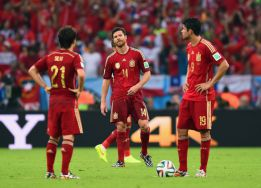 Xabi - We weren't mentally prepared, we lacked hunger