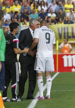 "Ancelotti: ""Sometimes it is better to pass than to score"""