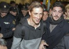 "Torres is in Madrid: ""Hopefully I'll make my debut in the derby"""