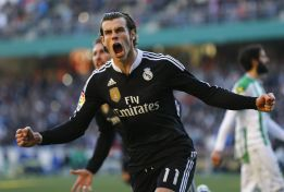 Manchester United have set aside 150m euros to sign Bale