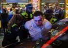 Two Schalke fans arrested after fracas in Madrid centre