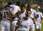 Holders Sevilla up to the task against Villarreal