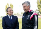 AS readers believe Florentino's backing of Ancelotti