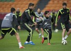 Del Bosque to field a radically-changed XI against Holland
