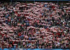 The 3,161 Atlético fans to meet at Plaza Castilla on Wednesday
