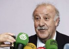 "Del Bosque: ""Ancelotti has been uplifting for our football"""