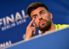"Piqué: ""We've a great team and this is the time to show it"""