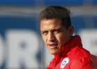 Chile seek a cutting edge with Vargas-Sánchez up front