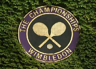 Sorry, this is Wimbledon
