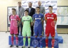 Getafe go green with third kit