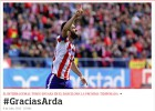 Atleti sold Arda at the express behest of the player