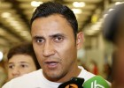 Roma show interest in signing Keylor Navas