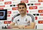 Casillas to offer press conference at 1200 (Sunday)
