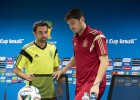 Open letter from Xavi to Casillas: 'Relax, Luis, Iker's here'