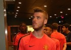 De Gea waits for news in Seattle