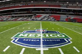 Mexico to host five official NFL games