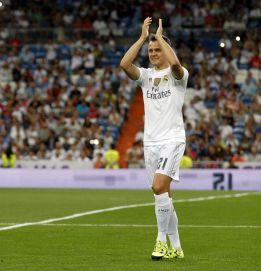 Madrid and Valencia negotiating Cheryshev switch