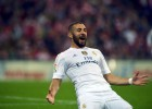 Benzema: on target for 5 successive games