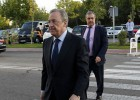 Florentino stormed out of lunch with Atleti directors