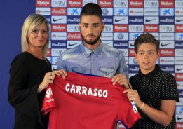 "Carrasco's troubled path: ""I owe it all to my mother"""
