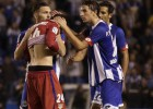 Giménez dithers, Lucas levels, as Deportivo snatch a point
