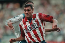 "Vieri: ""I went to Atletico Madrid just for money"""