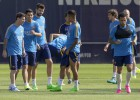 Barça's internationals return to begin El Clásico preparations