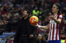 "Simeone: ""We're thinking about improving, not about the table"""