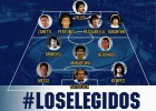 The Argentine FA chooses its greatest XI of all time
