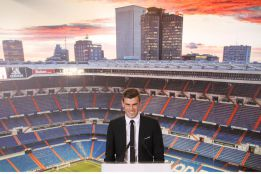 Gareth Bale cost Real Madrid over 100 million euros