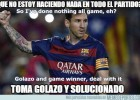 The best of Spanish memes from Malaga vs Barcelona