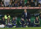 Zidane did have a No. 2 at Betis: goalkeeping coach Luis Llopis