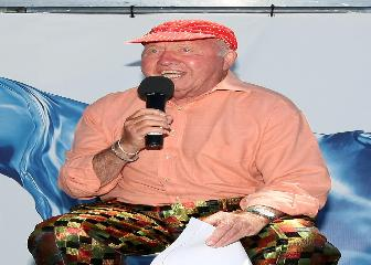 Bud Collins, el color del tenis