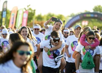 The Color Run, la carrera de la felicidad