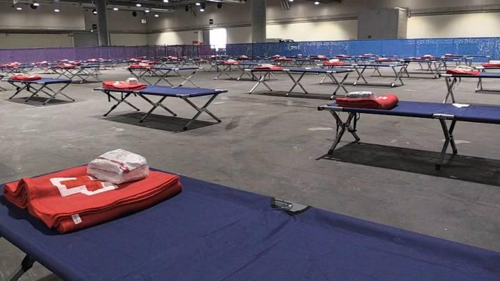 IFEMA acogerá a personas sin techo durante la cuarentena