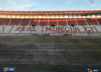 El Real Murcia abre su estadio para los transportistas