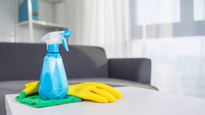 Coronavirus: ¿qué recomienda el Ministerio de Sanidad para limpiar y  desinfectar en casa? - AS.com