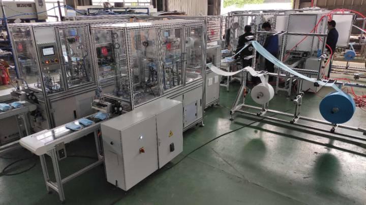 innovación en maquinaria